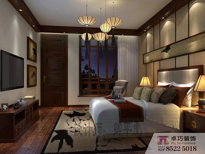 新津别墅-成都别墅装修设计公司-卓巧装饰-中国著名工