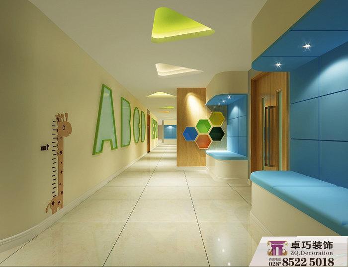 綿陽專業幼兒園裝修設計公司