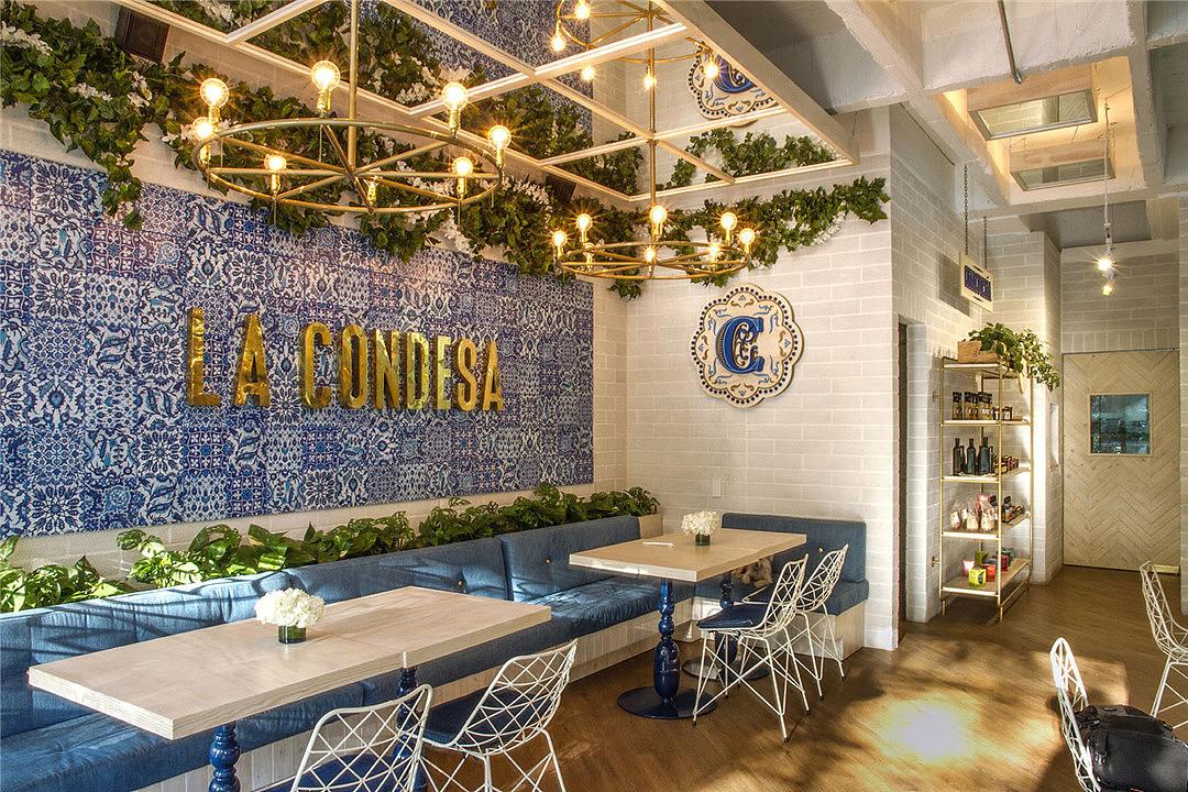 【成都地点装修设计】餐厅装修材料精选篇!机械设计制造及其自动化v地点餐厅图片