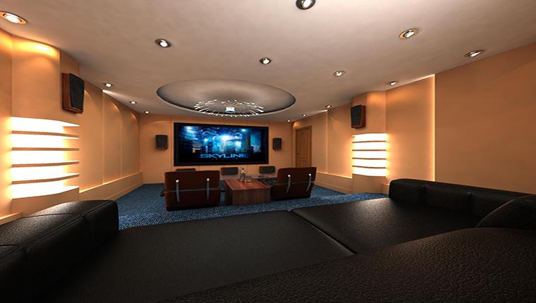 家庭影院设计要点有哪些