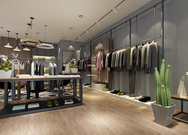 专业服装店怎么设计装修