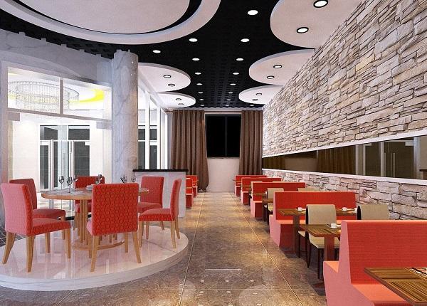 成都餐厅装修设计