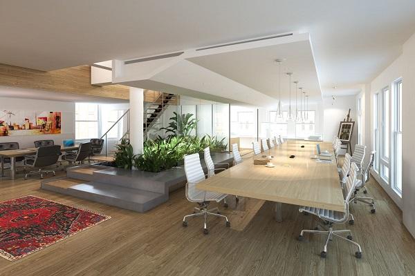 成都办公室装修,选择最合适的配色