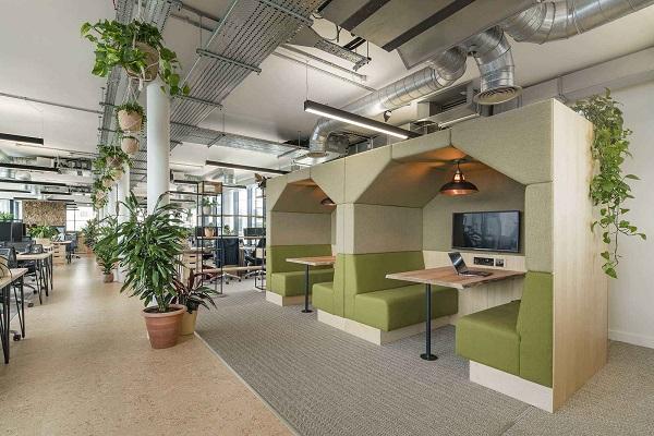 成都办公室装修设计,如何装饰办公室?