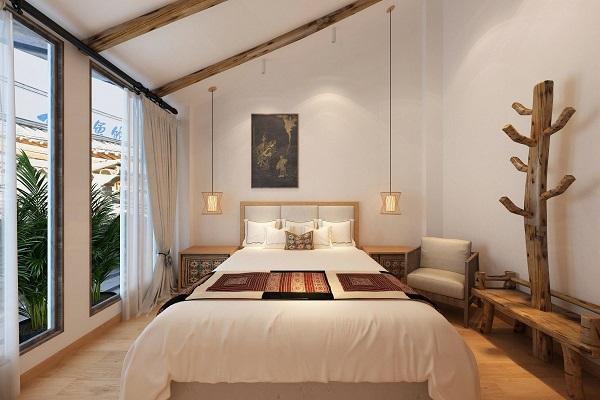 民宿酒店设计空间