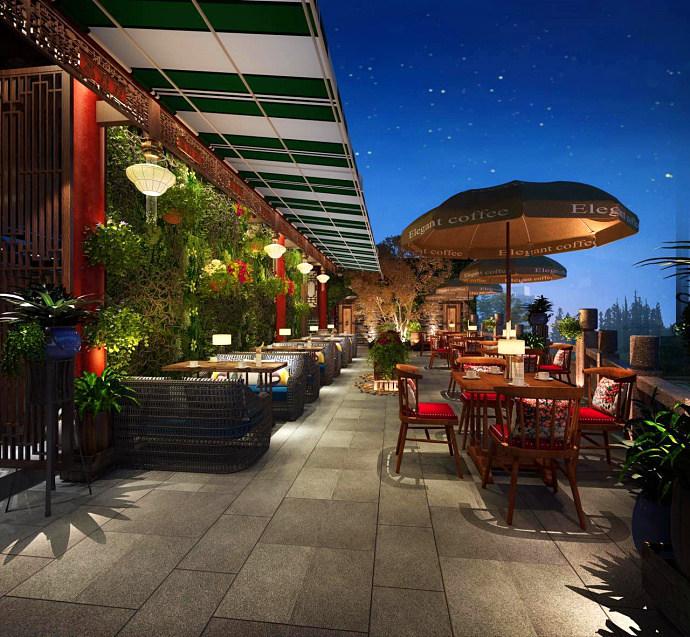 上雅咖啡馆