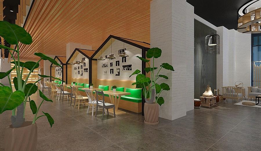 如何设计咖啡馆招牌