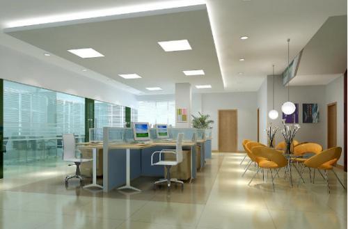 成都办公室装修中员工区装修有什么合理布局方法