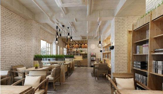 咖啡店怎么装修才能吸引顾客进店