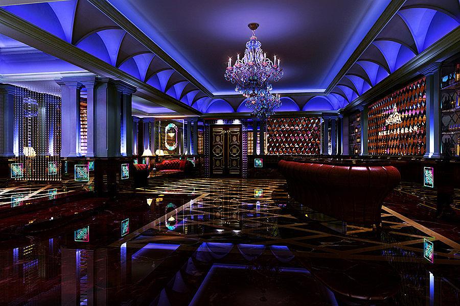 成都酒吧装修设计方案