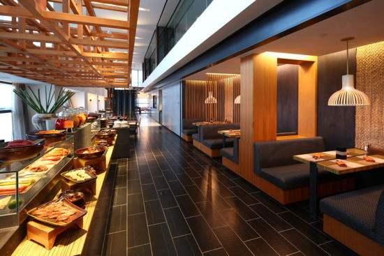 自助餐厅装修设计需考虑几点