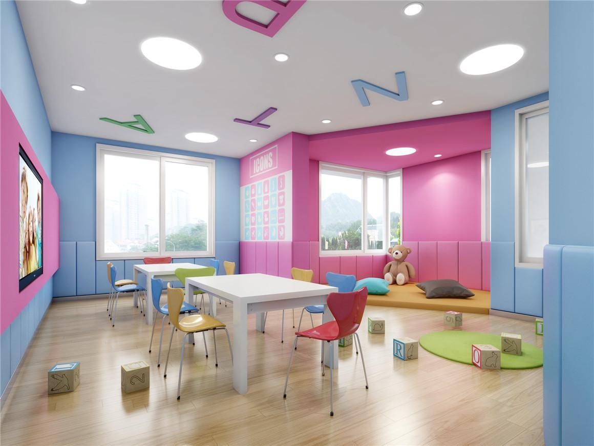 成都3000平米幼儿园装修设计/3000平米幼儿园怎么装修?