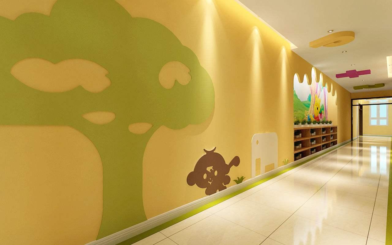 成都幼儿园装修怎么样/幼儿园该如何装修?