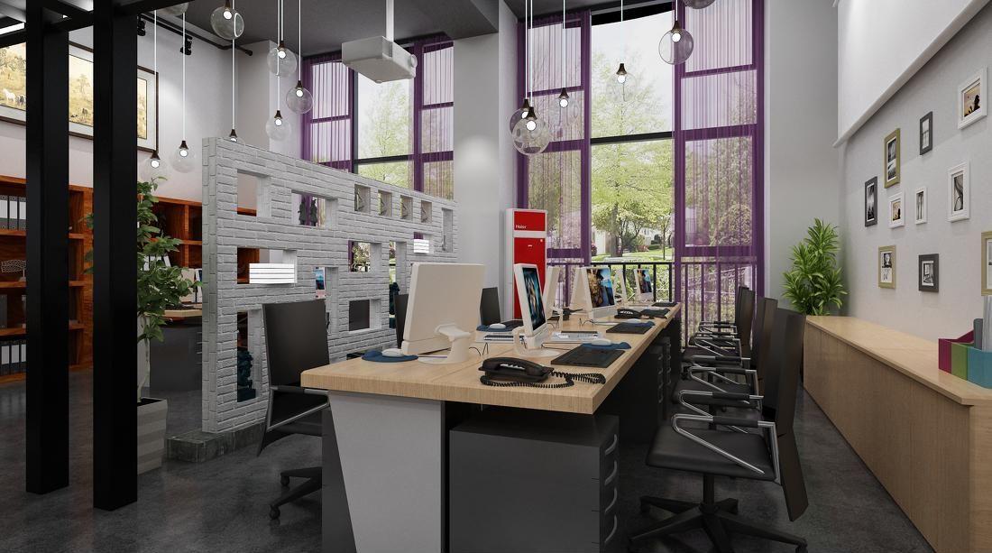 泸州办公室装修/办公室空间该怎样规划?