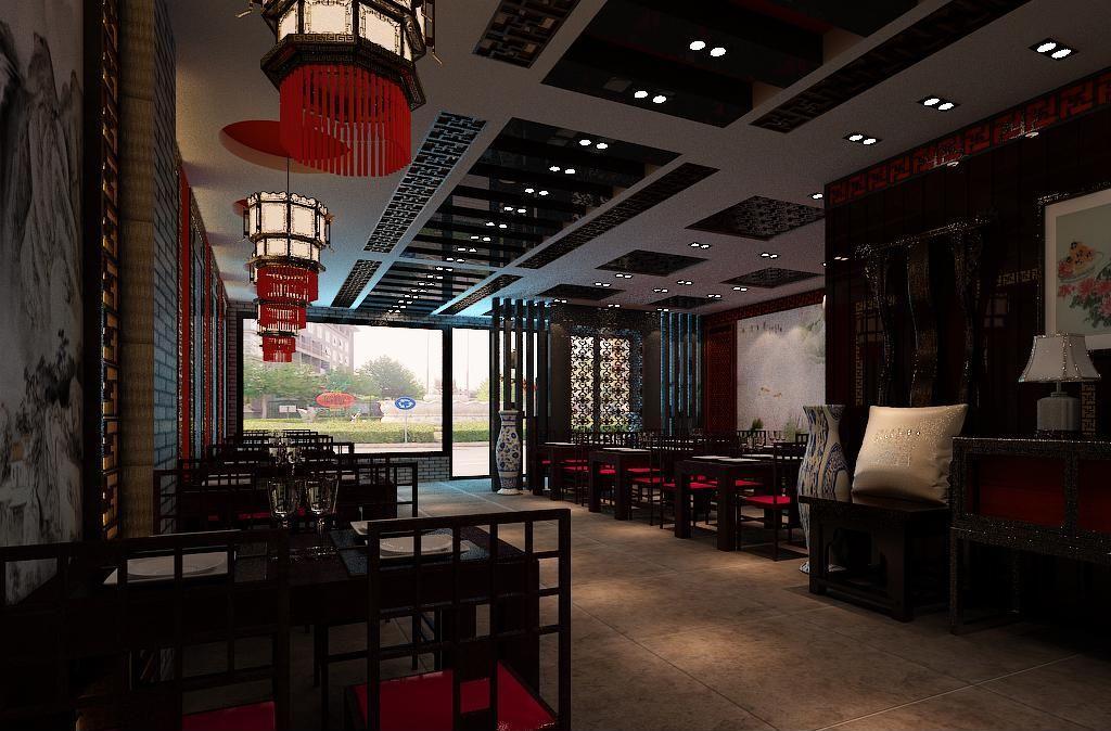 资阳中餐厅装修设计/教你如何装修中餐厅?!