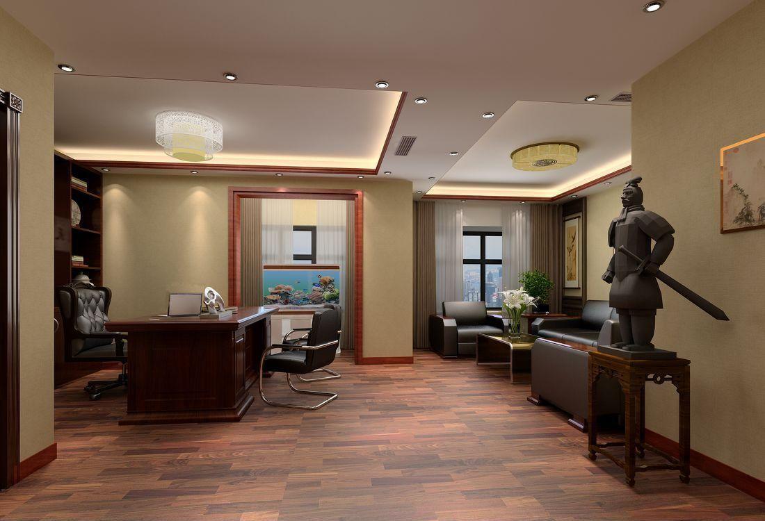 成都办公室装修设计/现代办公室怎么装修?