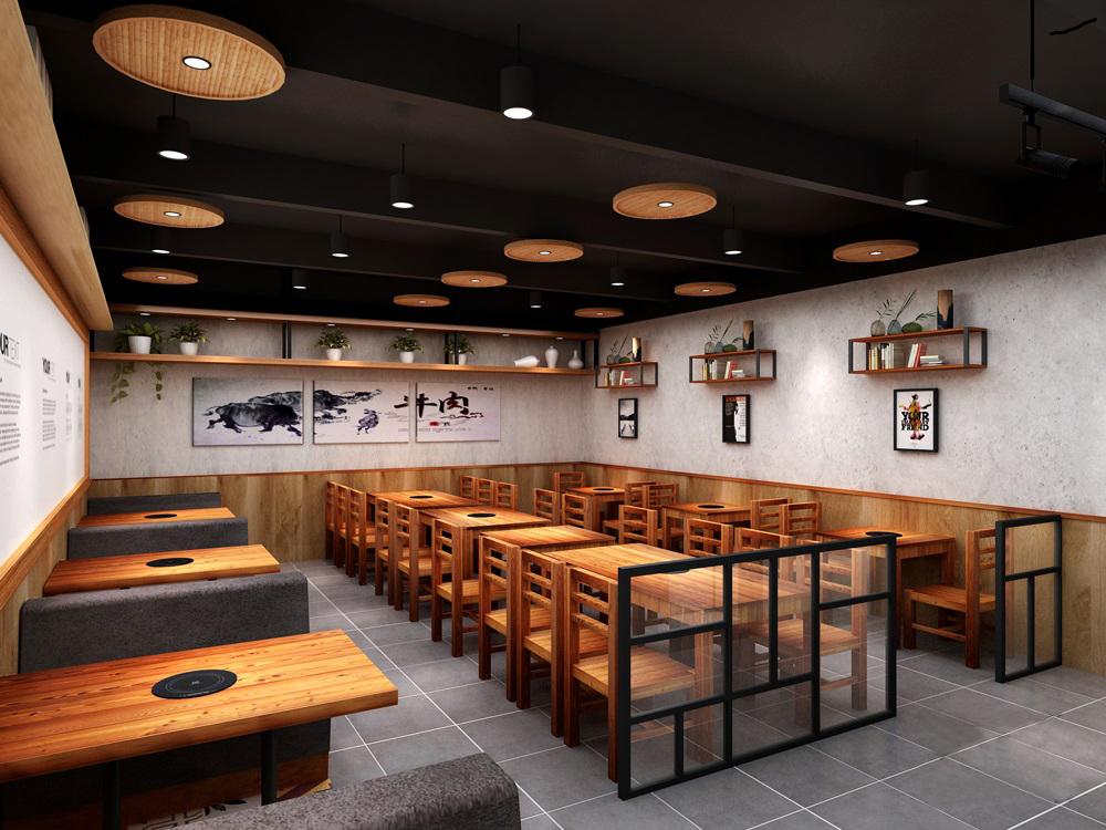成都主题餐厅装修设计理念,成都中餐厅装修设计