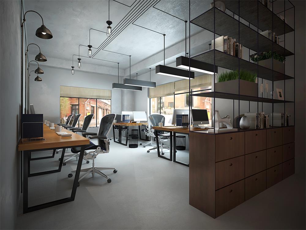 成都经济实用办公室装修设计/经济实用办公室怎么装修?