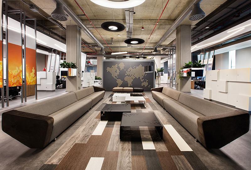 成都创意办公室设计/创意办公室装修技巧
