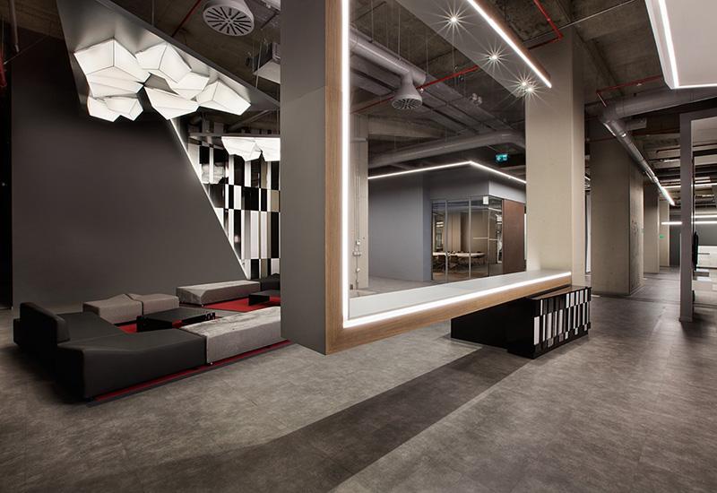 成都办公室装修/办公室装修设计心得
