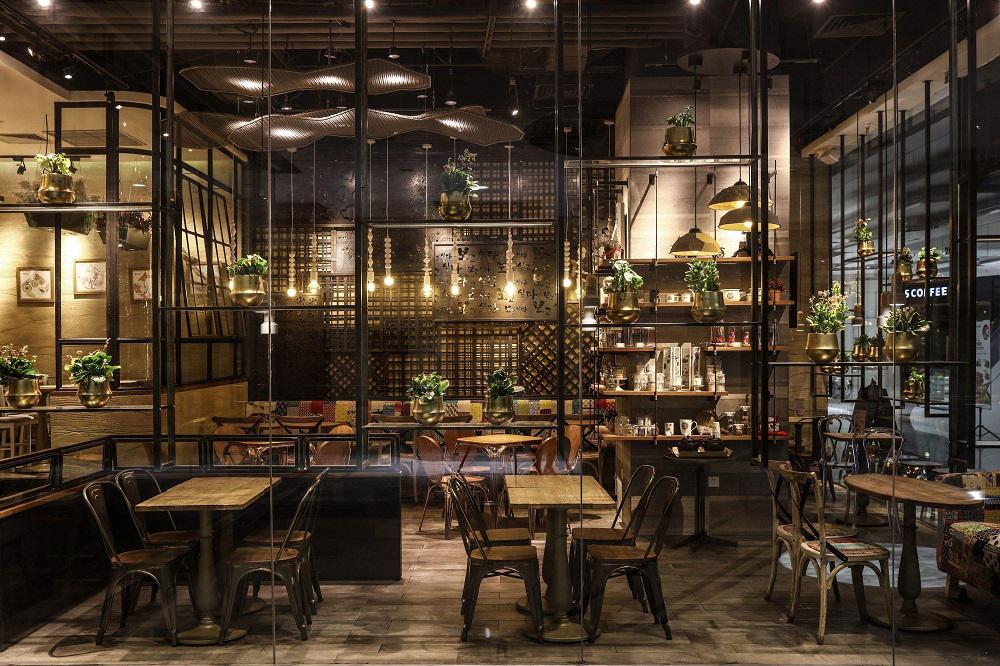 成都餐饮店装修复古,成都餐饮店如何装修设计