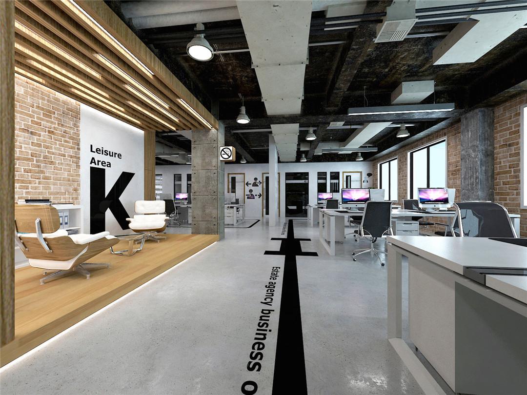 成都700平米办公室装修设计/700平米办公室办公室怎么装修