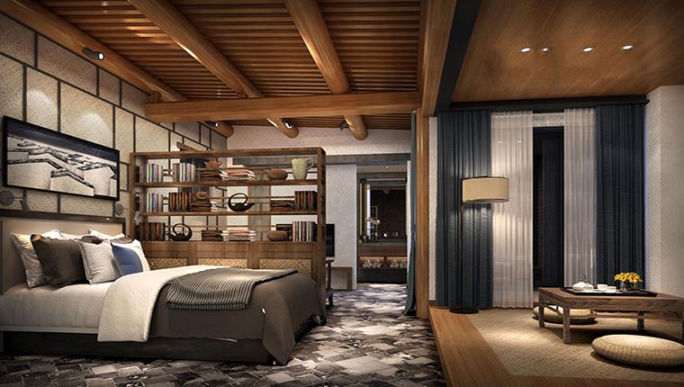 成都民宿酒店装修设计/民宿酒店装修有哪些地方为侧重点呢?