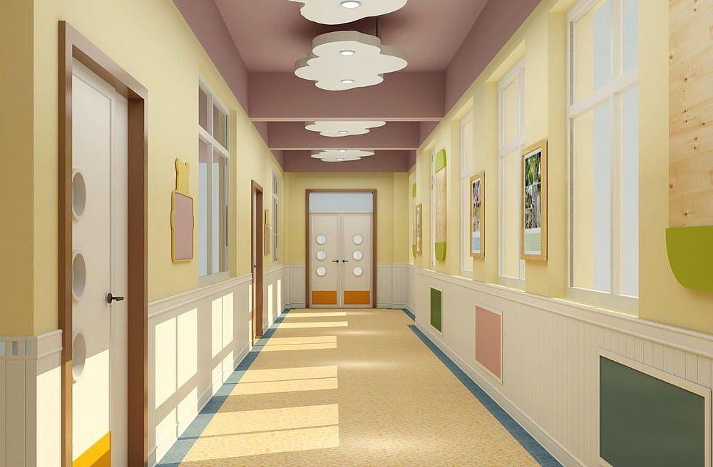 成都1000平米幼儿园装修设计/1000平米幼儿园怎么装修?
