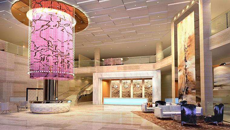 成都婚庆酒店装修设计/婚庆酒店设计该注意的问题有哪些?