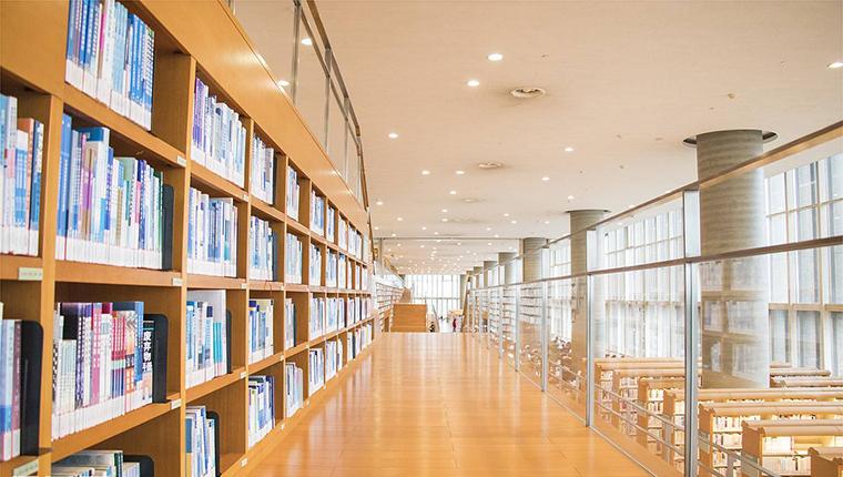 成都图书馆装修设计/图书馆装修设计需要注意有哪些?