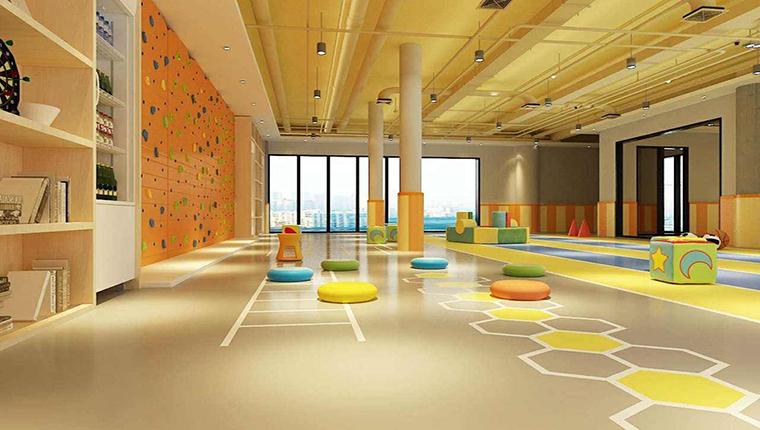 成都体验馆装修设计/儿童体验馆装修设计有哪些技巧?