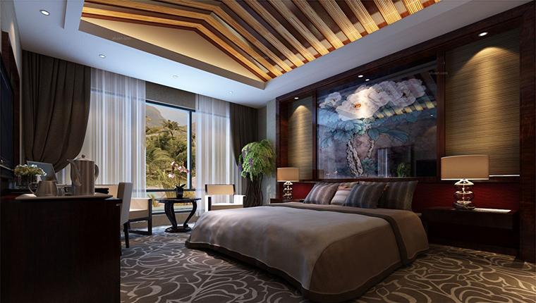 成都别墅酒店装修设计/别墅酒店该怎么设计才好?