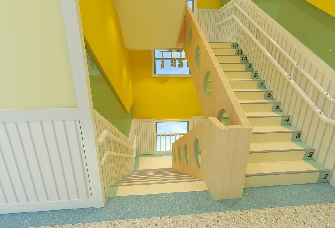 成都高端大气幼儿园装修设计/高端大气幼儿园怎么装修?