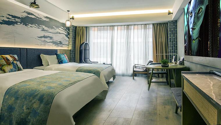 成都连锁酒店装修/连锁酒店装修设计不可忽视的有哪些?