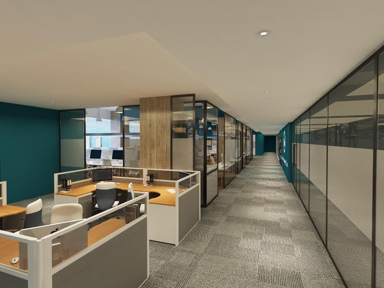 成都600平米办公室装修设计/600平米办公室怎么装修?