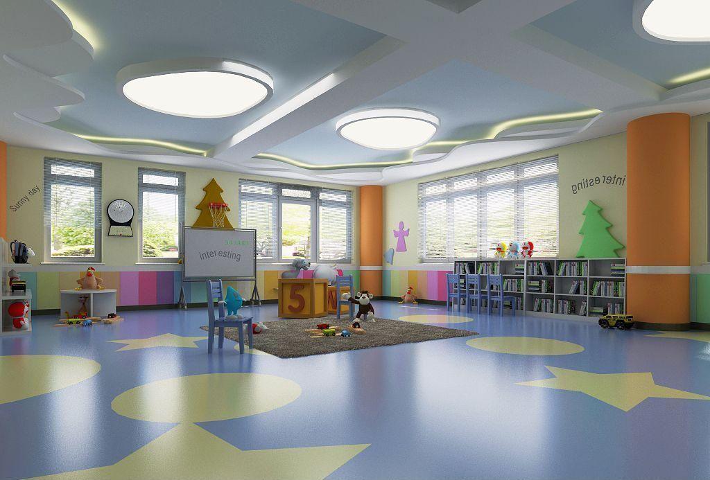 成都高端户外幼儿园装修设计/高端户外幼儿园怎么装修?