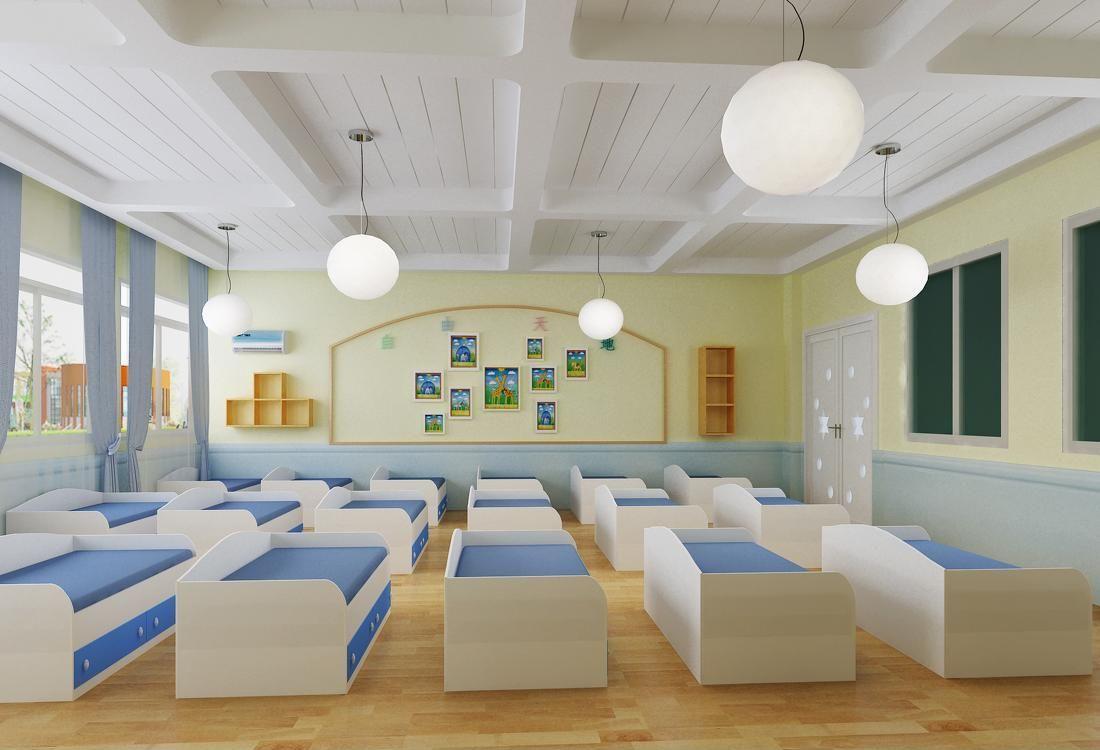 宜宾现代亲子幼儿园装修设计/现代亲子幼儿园怎么装修?