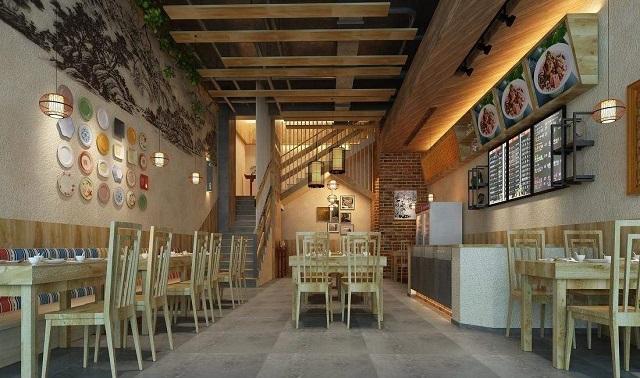 广安快餐厅厨房设计,广安厨房装修规划设计