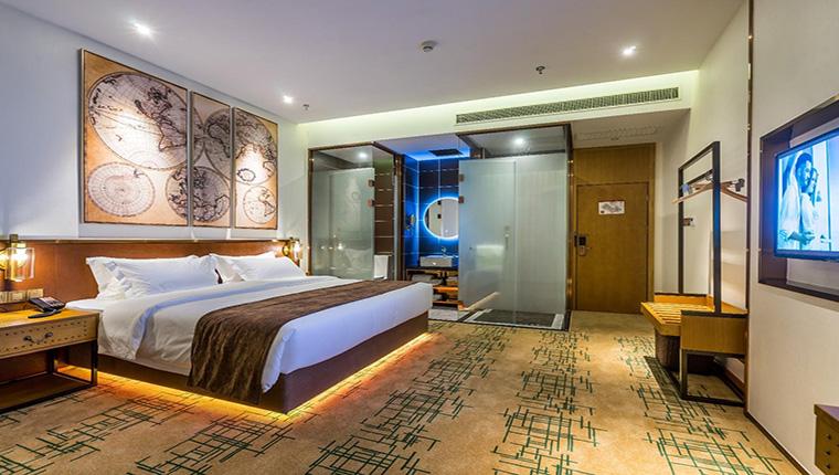 彭州连锁酒店装修设计/彭州连锁酒店设计有哪些要求