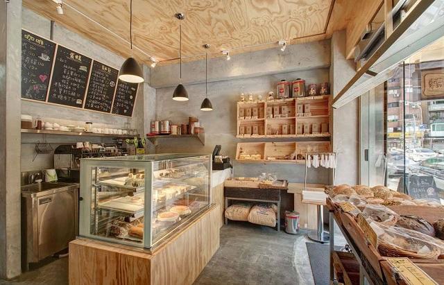 成都甜品店装修设计技巧,成都面包店要如何装修