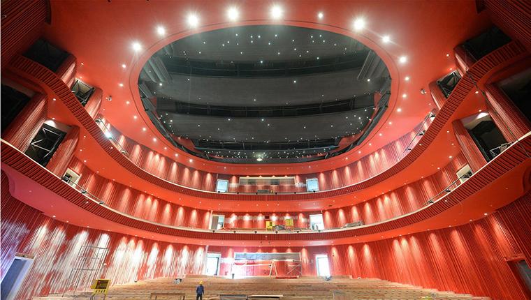 成都小型音乐厅装修设计/成都音乐厅装修需要注意什么?