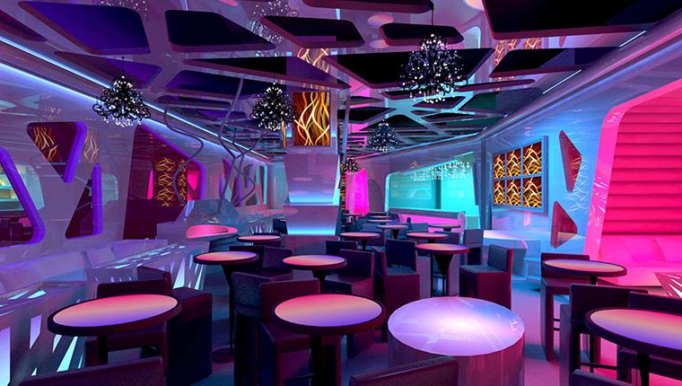 成都酒吧装修设计/成都酒吧空间环境该如何设计?
