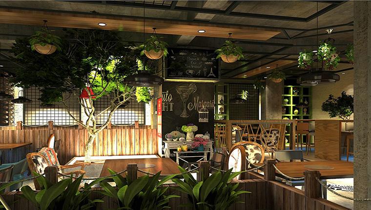 成都餐饮酒店装修设计/成都主题餐厅设计理念有哪些?