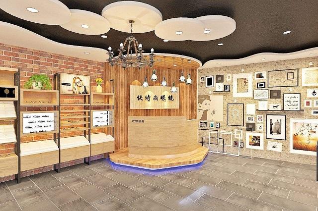 成都眼镜店装修设计理念,成都专业眼镜店设计与装修