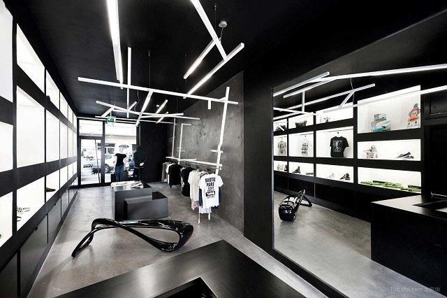 成都商铺装修设计,成都商场店设计理念