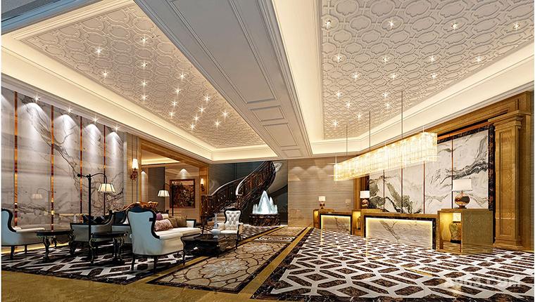 成都酒店装修设计/成都酒店大堂的设计因素有哪些?