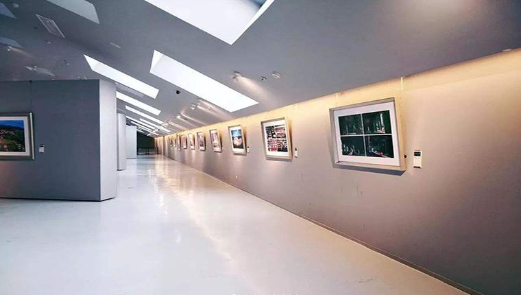 成都美术馆装修设计/成都小型美术馆灯光设计