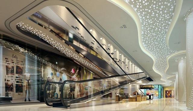 成都专业商场装修设计,成都商场装修施工组织设计