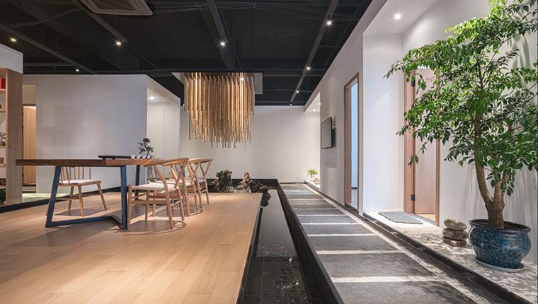成都茶馆怎么装修设计,成都简易中式茶馆装修风格