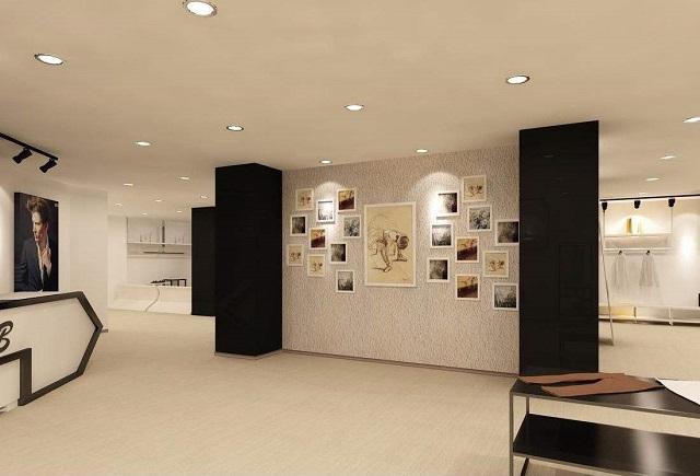 成都服装店设计方案,成都服装店室内设计